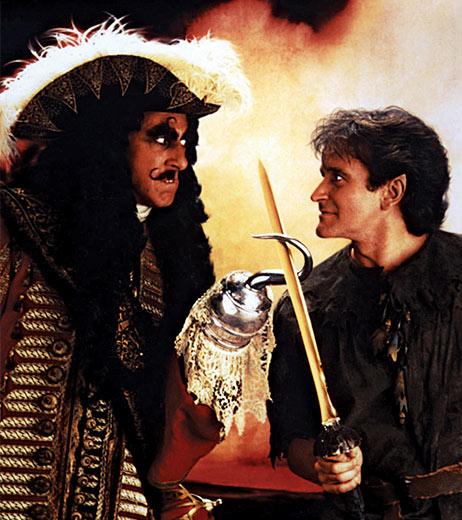 Hook 1991 Film Poster