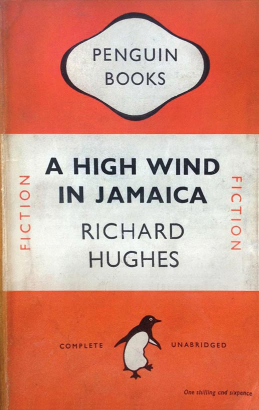A High Windin Jamaica Book Cover