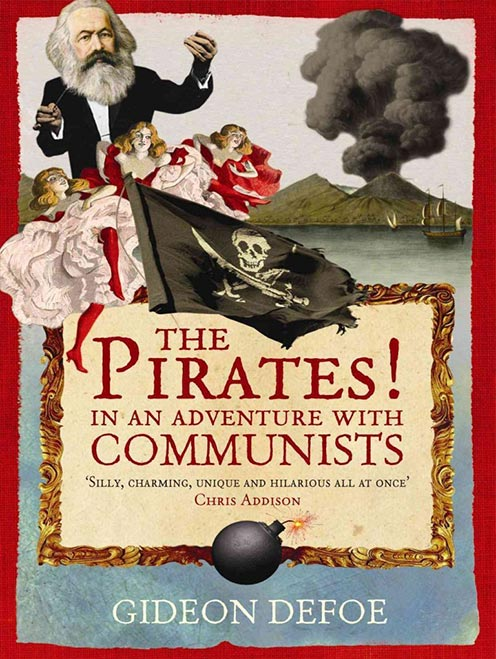 The Pirates! In An Adventure With Scientists Book Cover