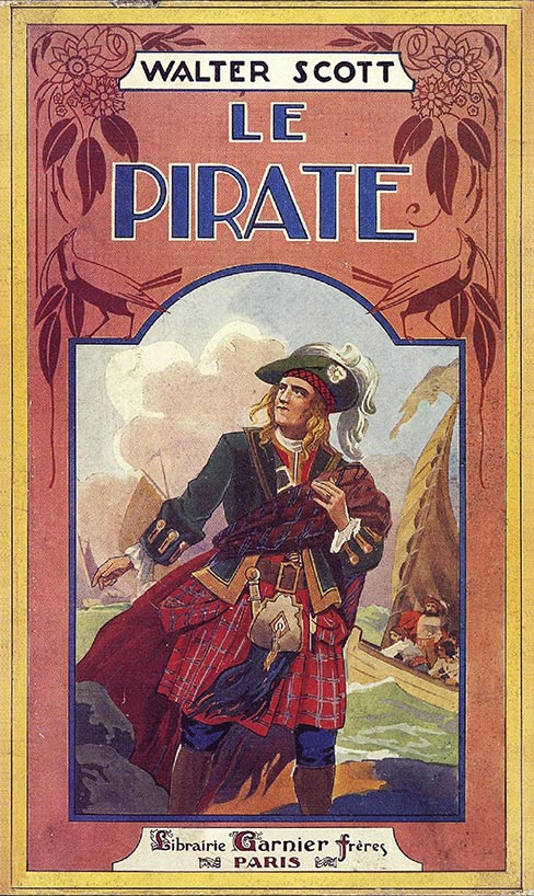 The Pirate Book Cover
