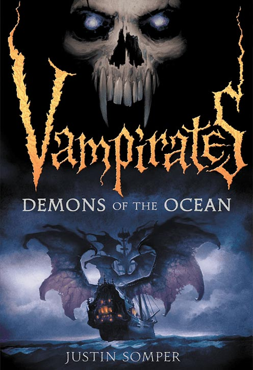 Vampirates Book Cover