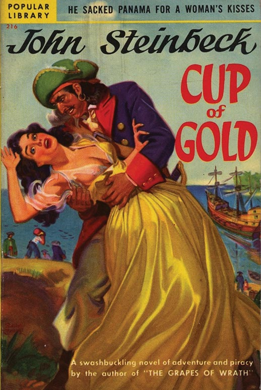 Cup of Gold Book Cover