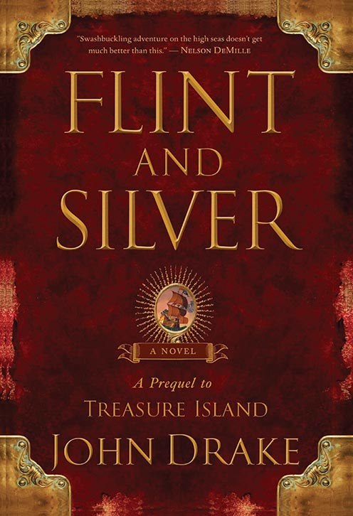 Flint and Silver Book Cover