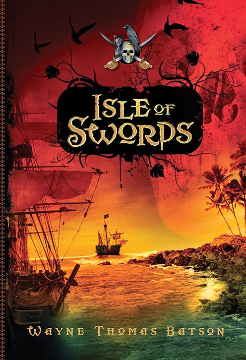 Isle of Swords Book Cover