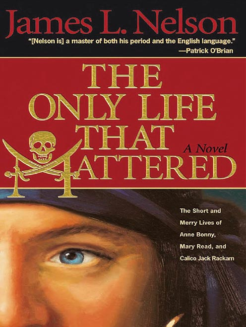 The Only Life That Mattered Book Cover