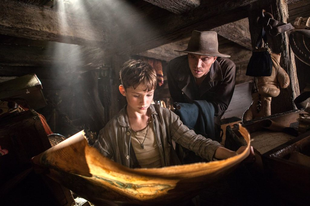 Scene from 2015 film Pan