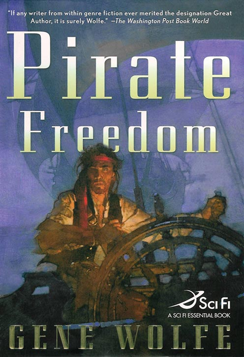 Pirate Freedom Book Cover