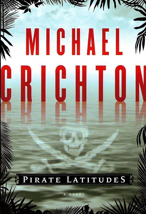 Pirate Latitudes Book Cover