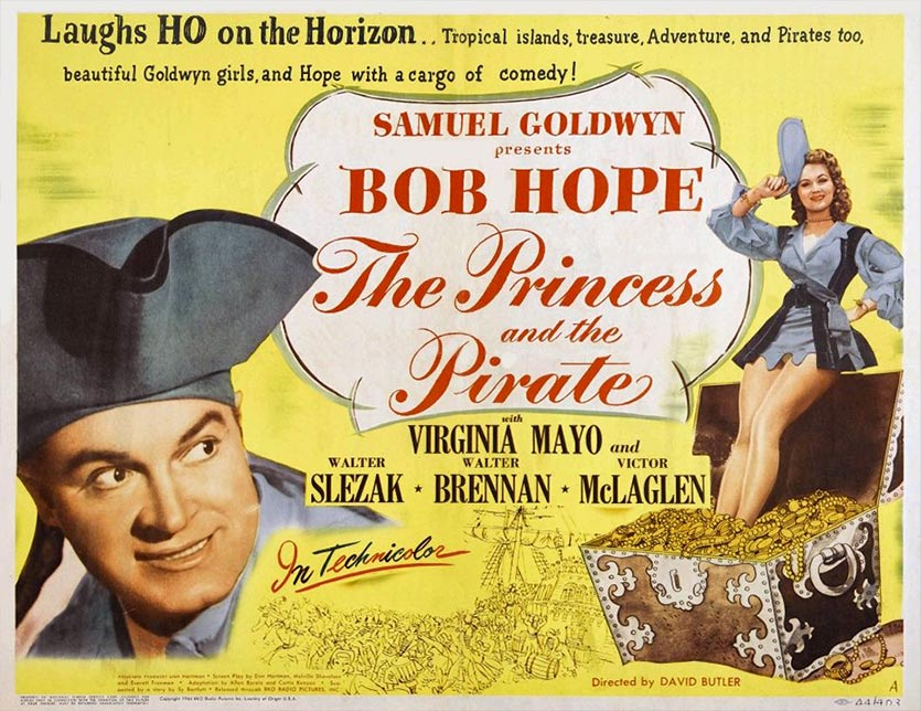 The Princess and the Pirate Film