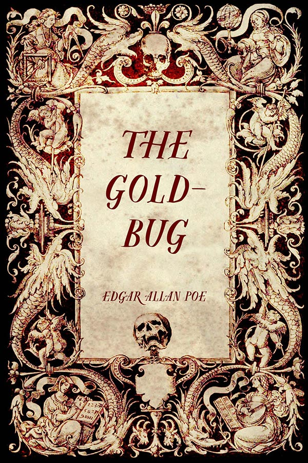 The Gold Bug Book Cover