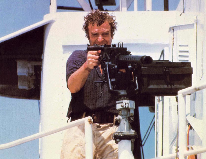 The Island Film Scene