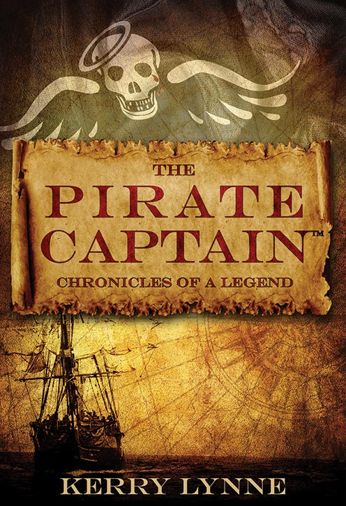 The Pirate Captain Book Cover