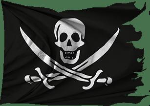 Flag of Jack Rackham (Calico Jack)
