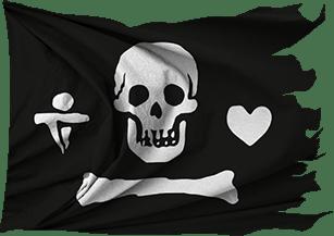 Flag of Stede Bonnet
