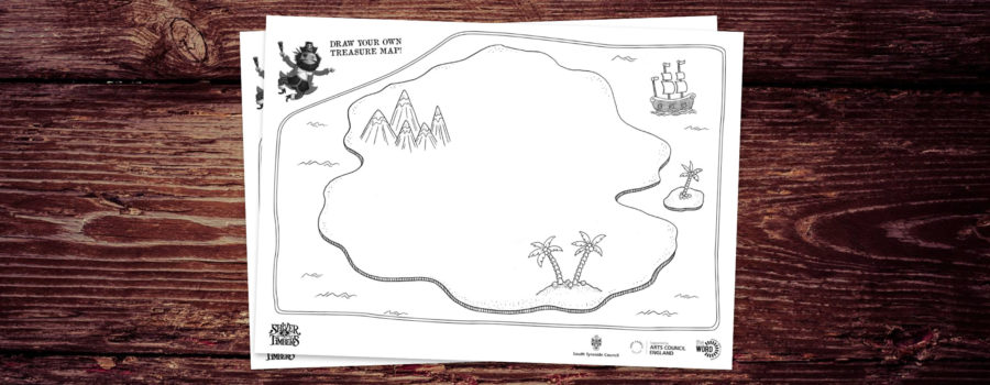 Create Your Own Treasure Map!