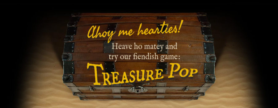 Play Treasure Pop Game