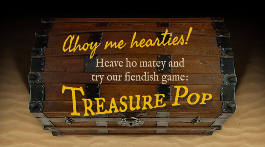 Play Treasure Pop Game